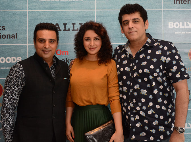 L_R Ajay Mago, Tisca Chopra & Captain Sanjay Chopra