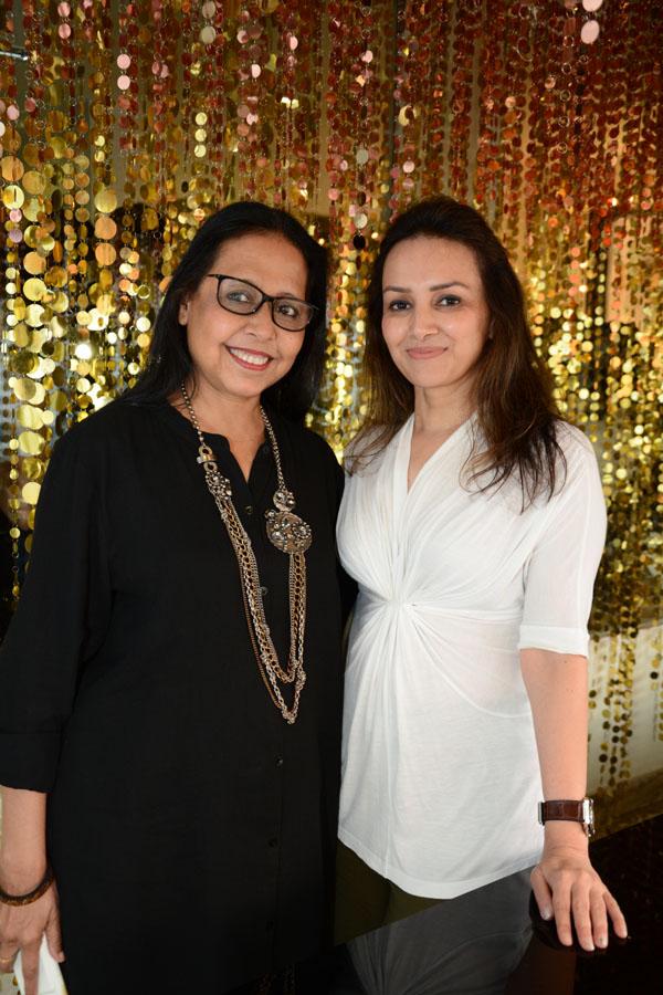 Anju Modi and Promila Jain Bahri