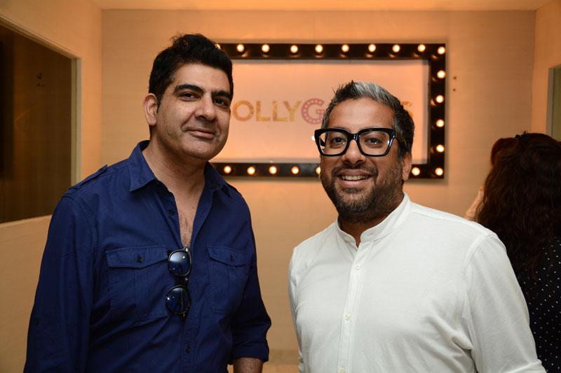 Safir Anand and Abhijeet Khanna