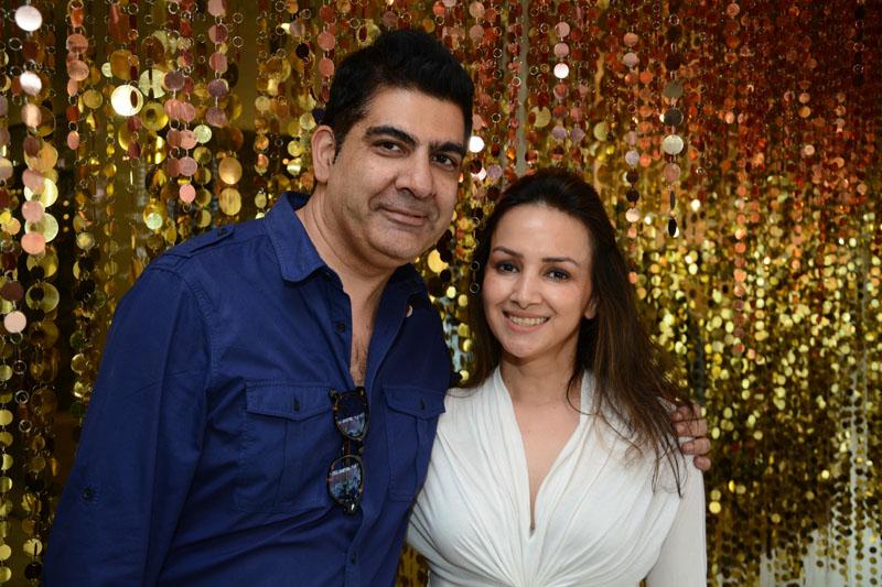 Safir Anand and Promila Jain Bahri