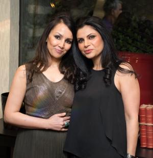 Promila with Shivani